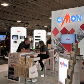 CIMON 싸이몬 ADM – Advanced Design & Manufacturing Expo Toronto 참가